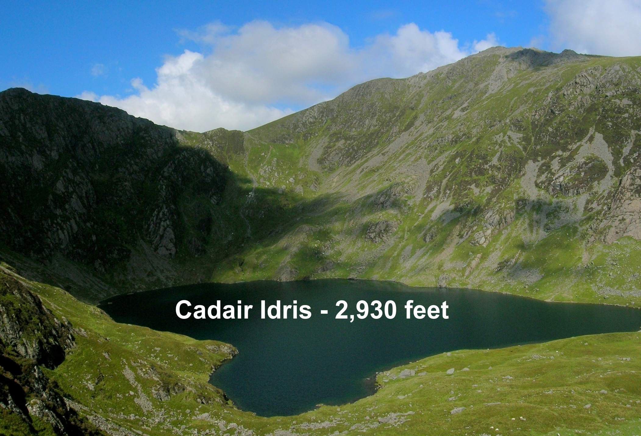 Cader Idris - Walk from Snowdonia Snug